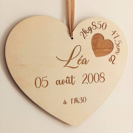 Decoration coeur