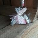 Boite dragées communion rose