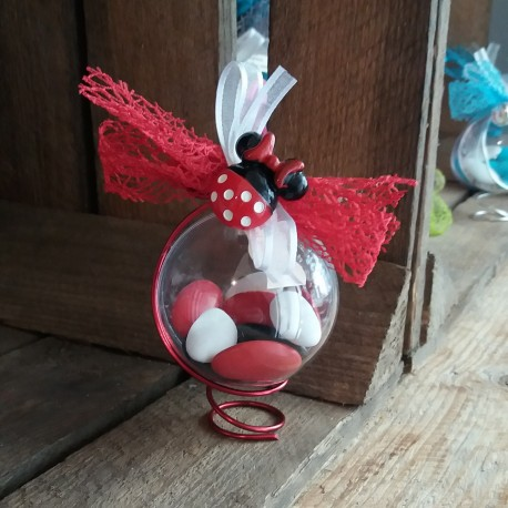 Boule dragées Minnie
