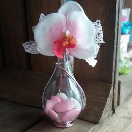 Dragées orchidée goutte