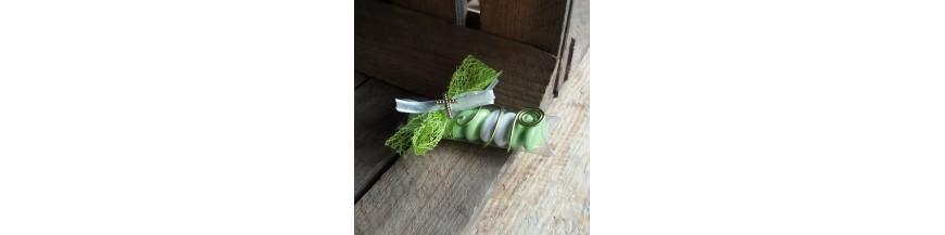 Dragées communion vert anis